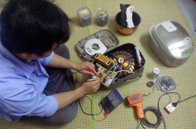 Sửa bếp từ Apex