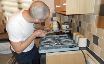 Sửa bếp từ Kitchmate